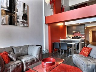 Le 1180 for rent - Old Port Quebec City