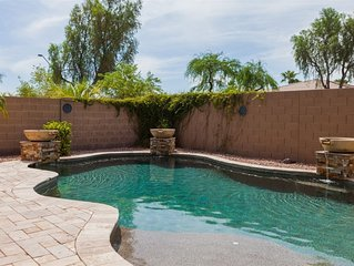 4BR Newly Furnished Home w/ Pool Heater & BBQ