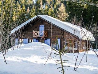 Ferienhaus Dufaux in Champex - 8 Personen, 4 Schlafzimmer