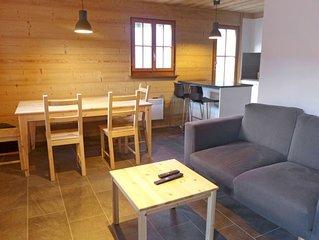 Ferienhaus Castor in Moleson-sur-Gruyeres - 6 Personen, 3 Schlafzimmer