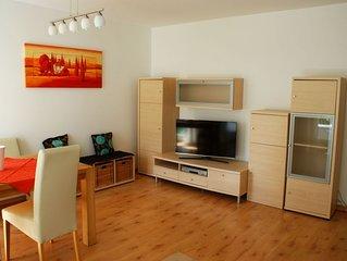 Moderne Wohnung in Stadtmitte Augsburg - Göggingen