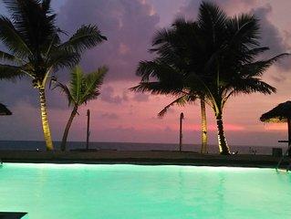 Dream Beach Villas/ Araliya - Neue luxuriöse Ville in der Nähe von Hikkaduwa