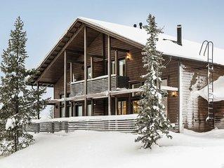 Ferienhaus Kotka a in Inari - 8 Personen, 3 Schlafzimmer