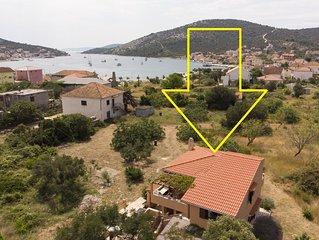 Ferienhaus Josko  - Vinisce, Riviera Trogir, Kroatien