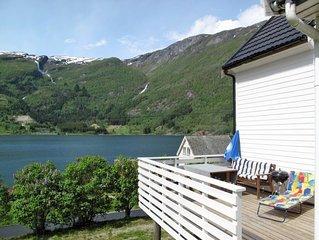 Ferienhaus Indresfjord (FJS615) in Arnafjord - 6 Personen, 3 Schlafzimmer
