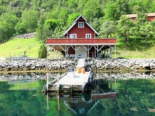 Ferienhaus Tor (FJS607) in Arnafjord - 8 Personen, 4 Schlafzimmer