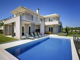 Stilvolle Villa***** mit Pool,Klavier,200 m vom Meer,Top Lage,Restaurants,Bars