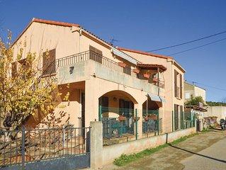 3 Zimmer Unterkunft in Sant petru di Tenda