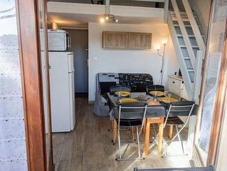 Ferienwohnung Residence Eureka in Cap d'Agde - 4 Personen, 1 Schlafzimmer