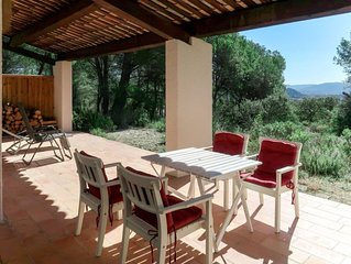 Vacation home in Puyvert, Luberon and surrounding