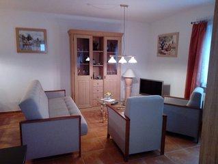 Ferienwohnung Kühlungsborn für 3 - 5 Personen mit 2 Schlafzimmern - Ferienhaus