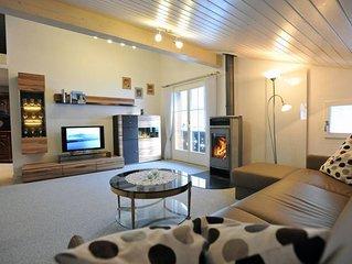 Grosse komfortable 2 1/2 Zimmerwohnung im Dachgeschoss.