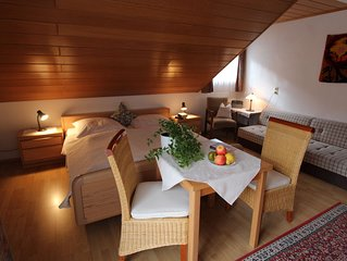 Ferienwohnung Typ A, 46qm, 1 Schlafzimmer, max. 3 Personen