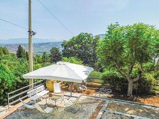 4 Zimmer Unterkunft in Castellammare del Golf