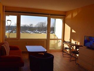 Ferienwohnung/App. für 2 Gäste mit 30m² in Holm (9078)