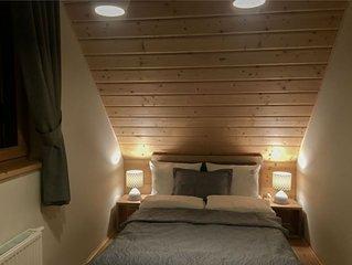 Ferienhaus Chaty Pod Beskidkiem in Szczyrk - 8 Personen, 2 Schlafzimmer