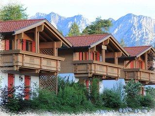 Chalet Oberbayern; Sachrang 1,5 km; free Internet; Haustiere erlaub
