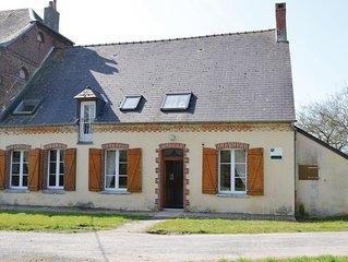 3 Zimmer Unterkunft in Chigny