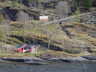 4 Zimmer Unterkunft in Nordtveitgrend