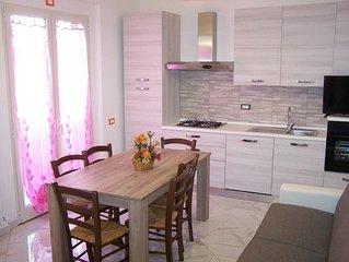 Ferienwohnung Riccione fur 1 - 5 Personen mit 1 Schlafzimmer - Ferienwohnung