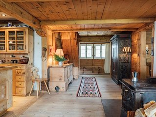 Ferienhaus Matten für 2 Personen mit 2 Schlafzimmern - Ferienhaus