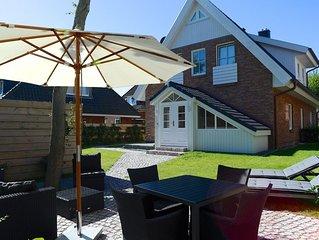 Ferienwohnung/App. für 4 Gäste mit 120m² in Wyk auf Föhr (51445)