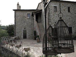 Ferienwohnung Relais l'Antico Convento in Umbertide - 4 Personen, 1 Schlafzimmer