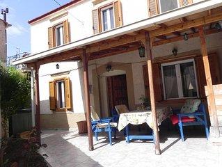 Ferienhaus Polichnitos für 2 - 5 Personen mit 2 Schlafzimmern - Ferienhaus