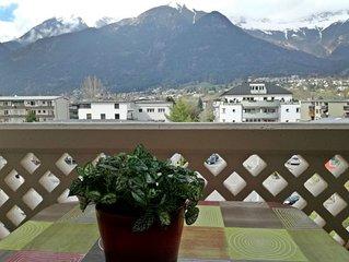 Ferienwohnung Mitterweg 69 in Innsbruck - 4 Personen, 1 Schlafzimmer