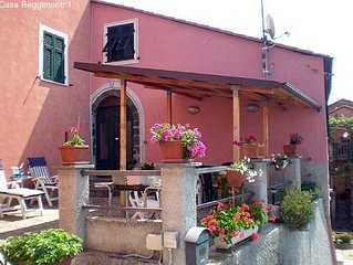 Casa Reggimonti Cinque terre