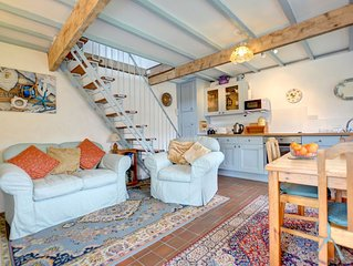 The Stables is a semi detached character cottage adjoining a pretty traditional