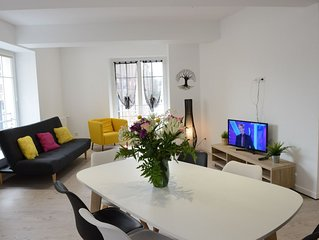 Beautiful apartment in the city center