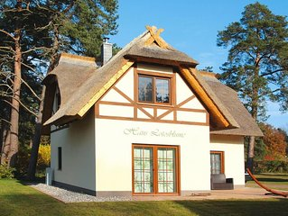 Ferienhaus Lotosblume, Zirchow