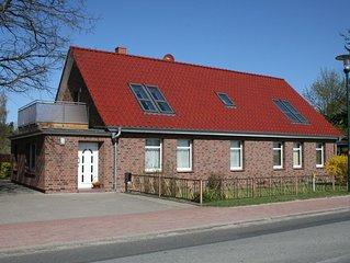 grosszugige helle Dachgeschosswohnung mit Dachterrasse
