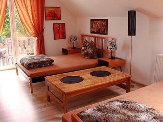 Ferienwohnung Dwór Zawiszy in Dylaki - 3 Personen, 1 Schlafzimmer