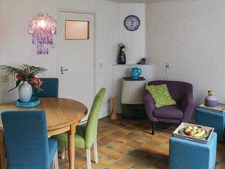 1 Zimmer Unterkunft in Egmond aan zee