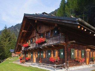 Ferienhaus Val-d'Illiez für 2 - 7 Personen mit 3 Schlafzimmern - Ferienhaus