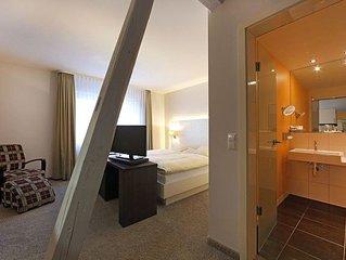 c) Doppelzimmer Standard mit Dusche und WC
