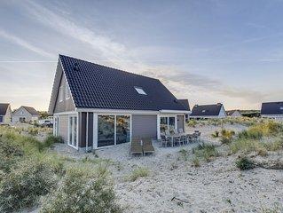 Luxus 10-Personen-Villa - Grasduin im Ferienpark Landal Strand Resort Ouddorp Du