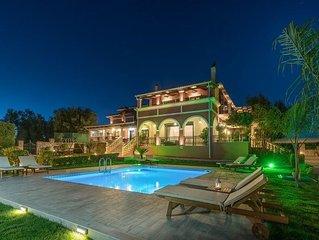 Günstige Villa für 16 Personen