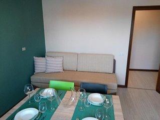 Ferienwohnung Belpasso für 3 - 4 Personen mit 1 Schlafzimmer - Ferienhaus