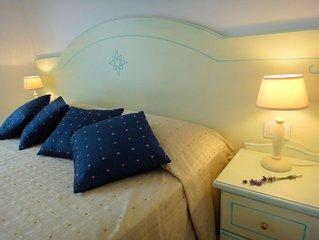 Komfortable Ferienwohnung mit Klimaanlage, Sat-TV, Waschmaschine und Strandnahe