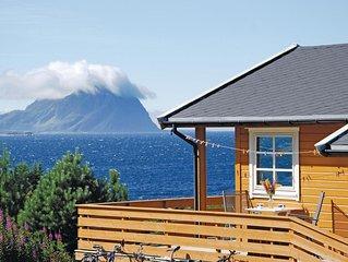 2 Zimmer Unterkunft in Korssund