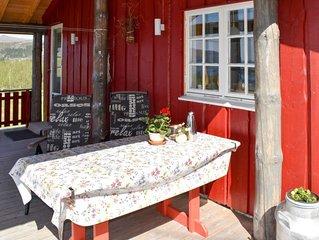 Ferienhaus Lenebu (FJM231) in Åheim - 5 Personen, 3 Schlafzimmer