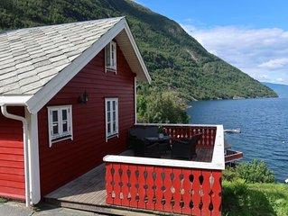 Ferienhaus Johans Maria stova (FJS606) in Arnafjord - 6 Personen, 3 Schlafzimmer