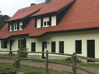 Erholung inmitten der Lüneburger Heide - Ferienhaus Schaepe