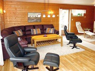 Ferienhaus Hovsfjellet (FJS616) in Fresvik - 6 Personen, 4 Schlafzimmer