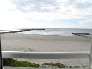 Frontignan Plage - T3 - Front de mer