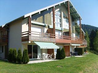 Charmant appartement dans chalet proximite pistes de skis et Centre ville