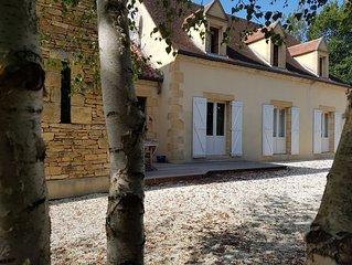 Maison luxueuse proche Sarlat